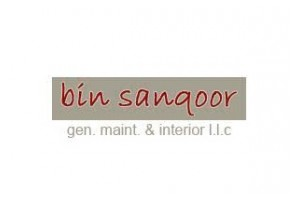 Bin Sanqoor General Maintanence & Interiors LLC
